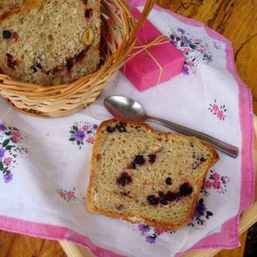 Slatki vocni hleb