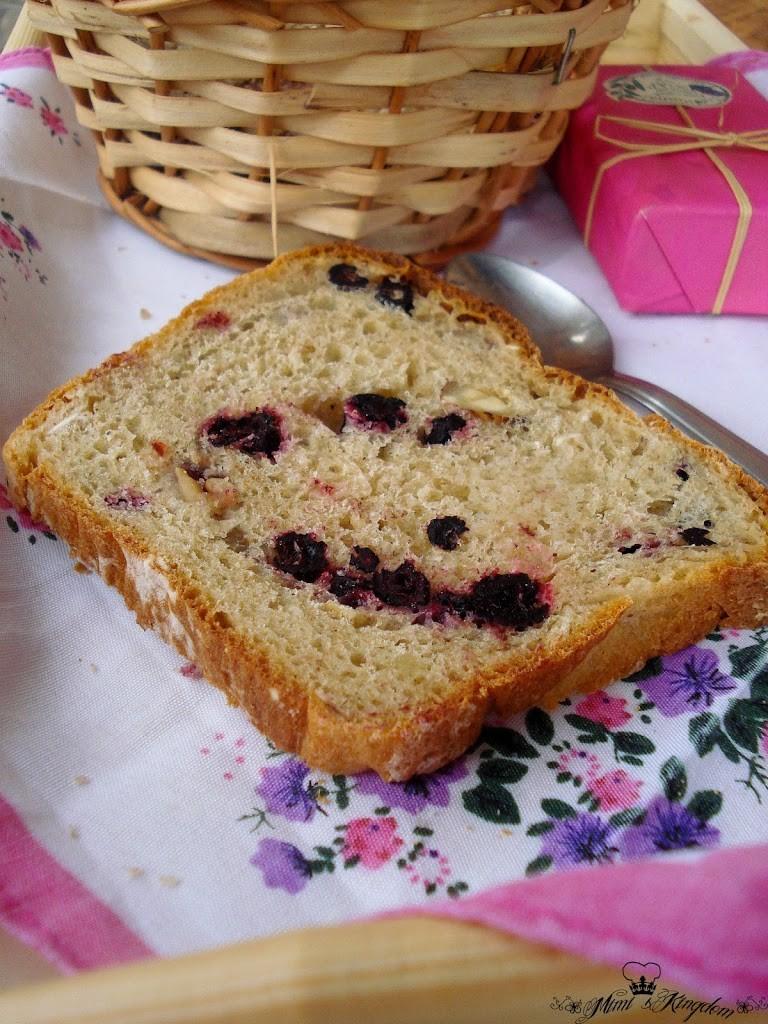 Slatki hleb sa voćem 3