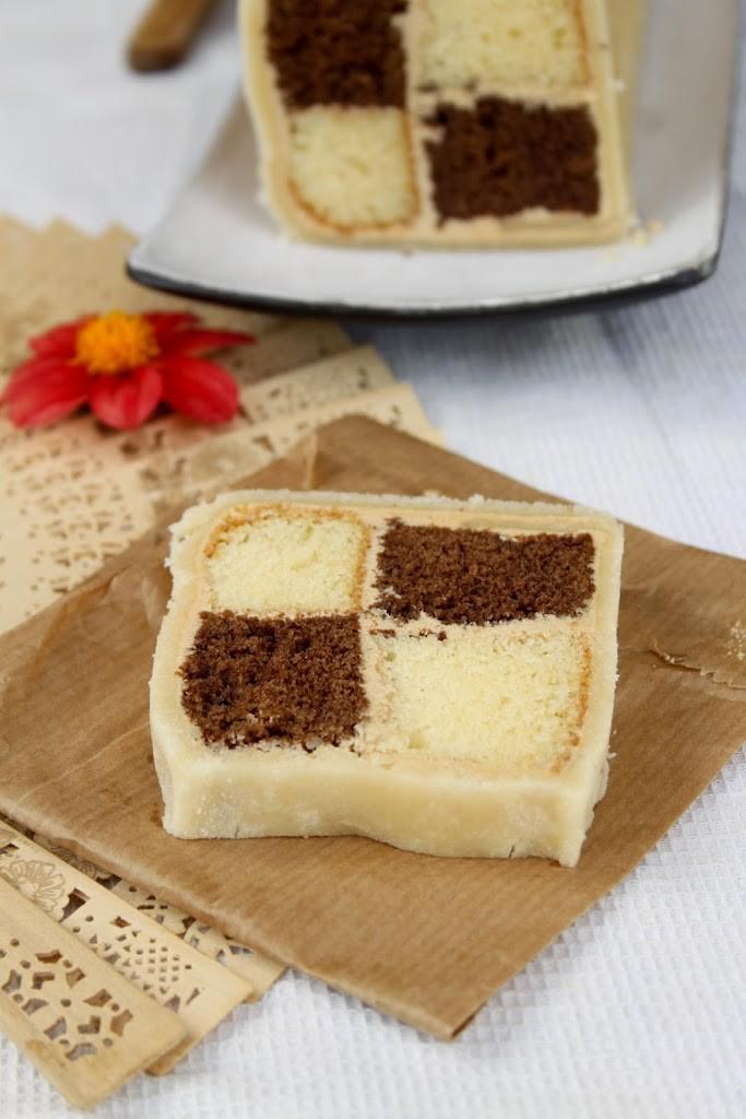 Battenberg cake 2