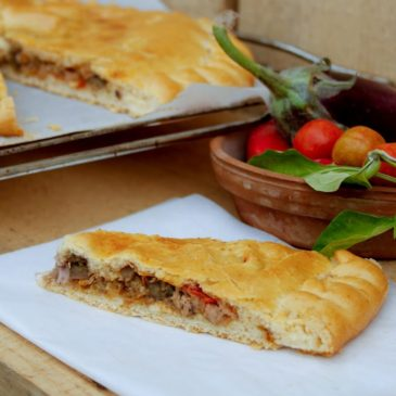 Empanada: Daring Bakers Challenge, Septembre 2012.