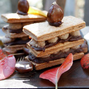 Mille-feuille: Daring Bakers Challenge, October 2012.