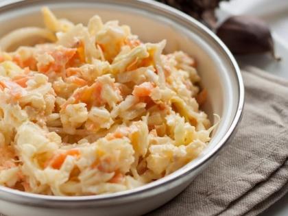 američka kupus salata (coleslaw) 1