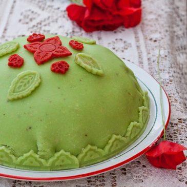 Daring Bakers Challenge, Maj 2013. – Švedska Prinsesstårta (Princes torta)