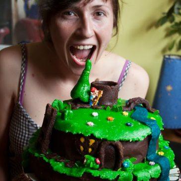 Jojina torta iz bajke… :)