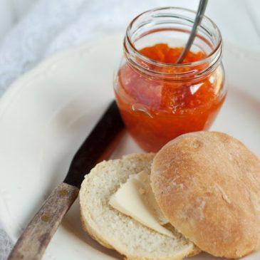 Pekmez od šargarepe sa aromom pomorandže i Mikser Design Food