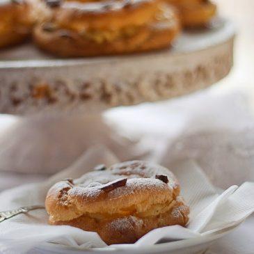 Paris Brest – Daring Bakers Challenge, Novembar 2014.