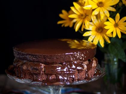Cokoladna torta sa cveklom 1