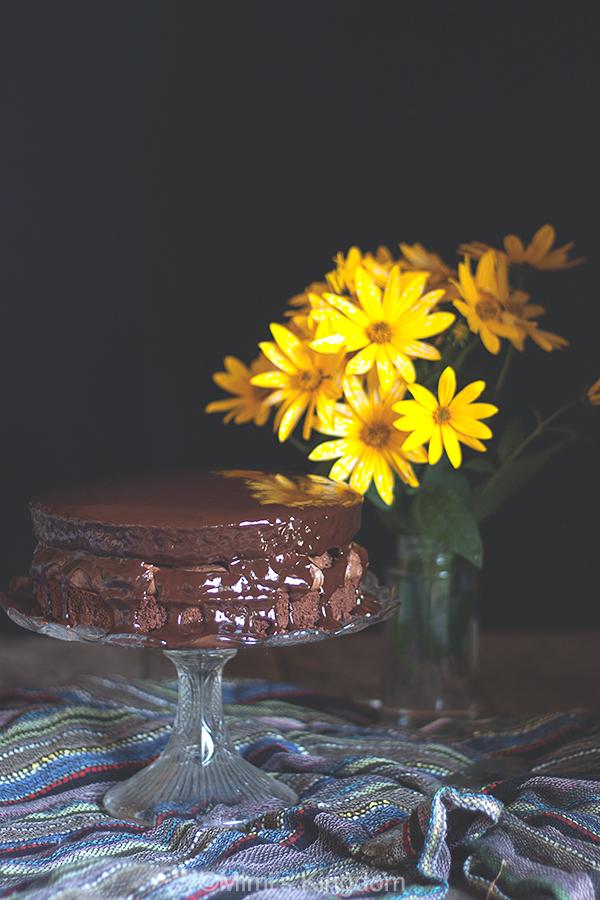 Cokoladna torta sa cveklom 2