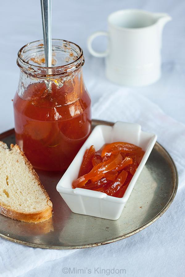Marmelada od crvenog grejpa 2