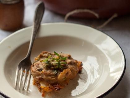 Cuftice od krompira i praziluka