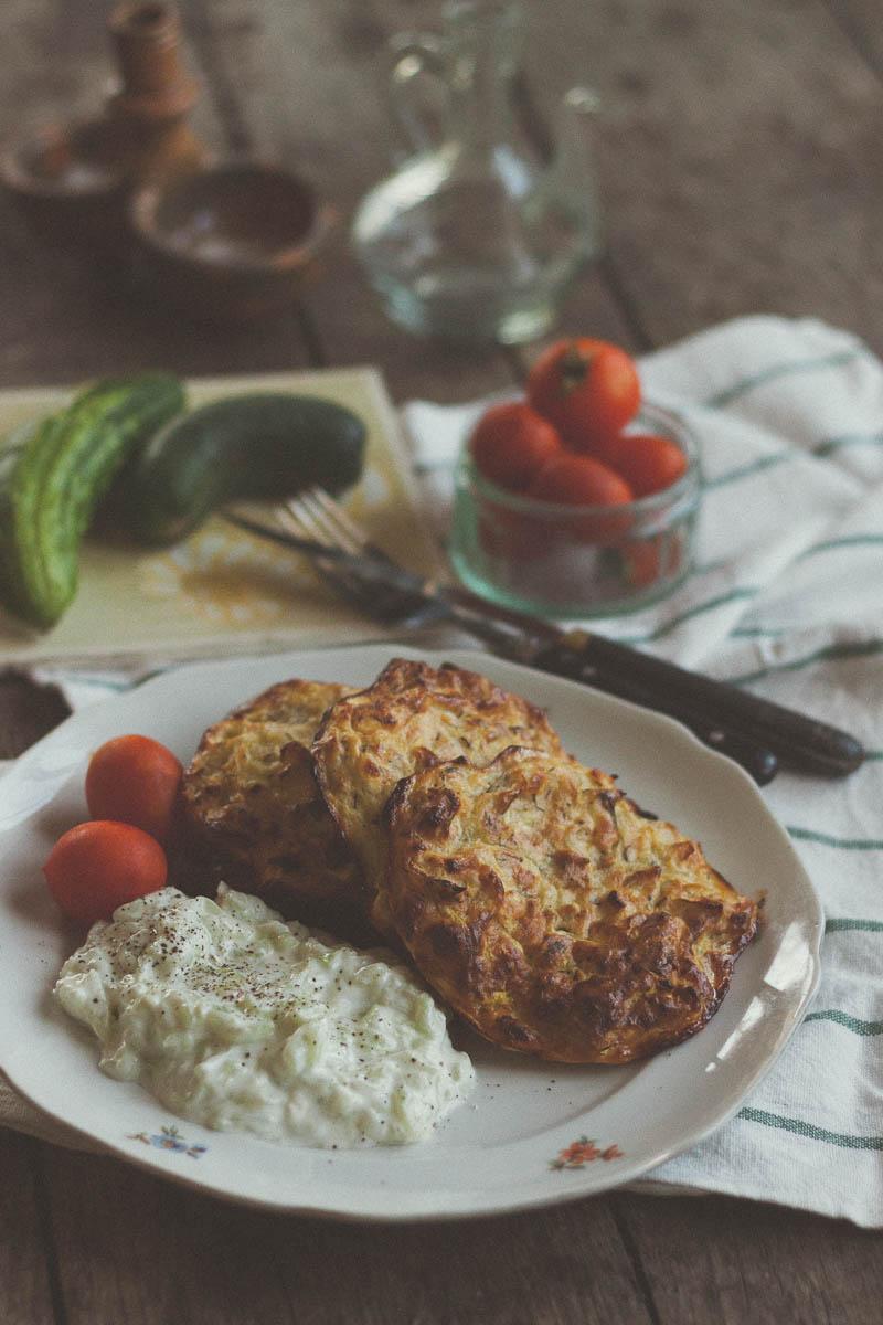 ručak sa tikvicama iz vrta