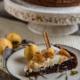 Čokoladna torta sa kruškama - parče
