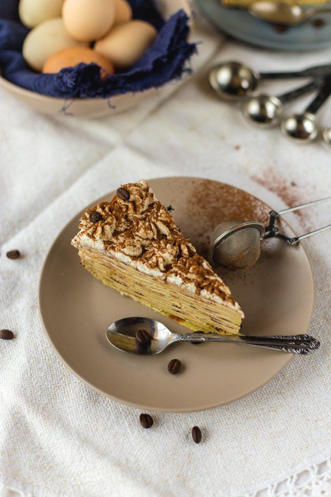 Tiramisu torta bogata i kremasta sa maskarpone sirom