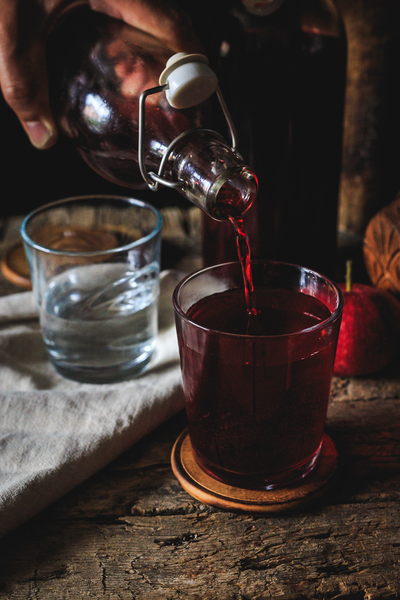 Recept za domaći sok od višanja