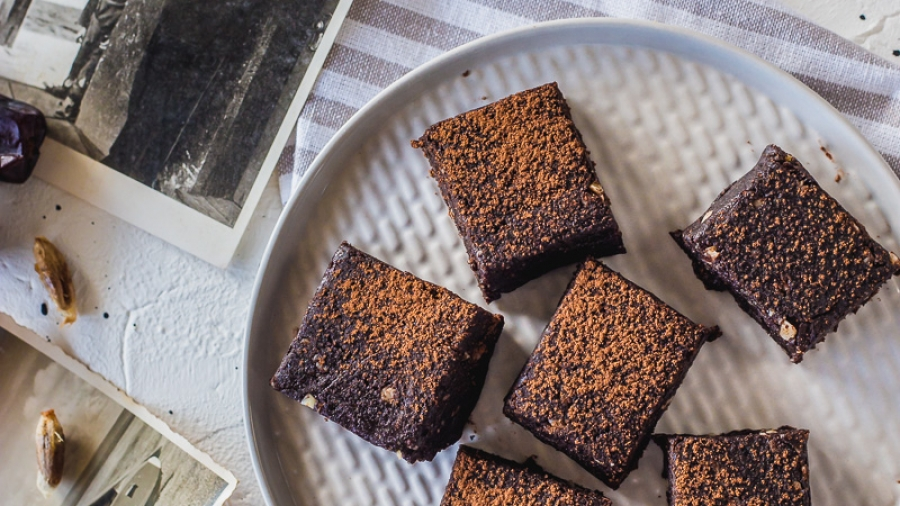 sirovi zdravi braunis bez dodatog šećera
