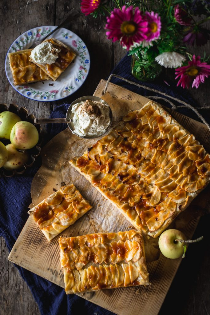 Francuski tart od jabuka