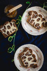 Leopard mlečni hleb