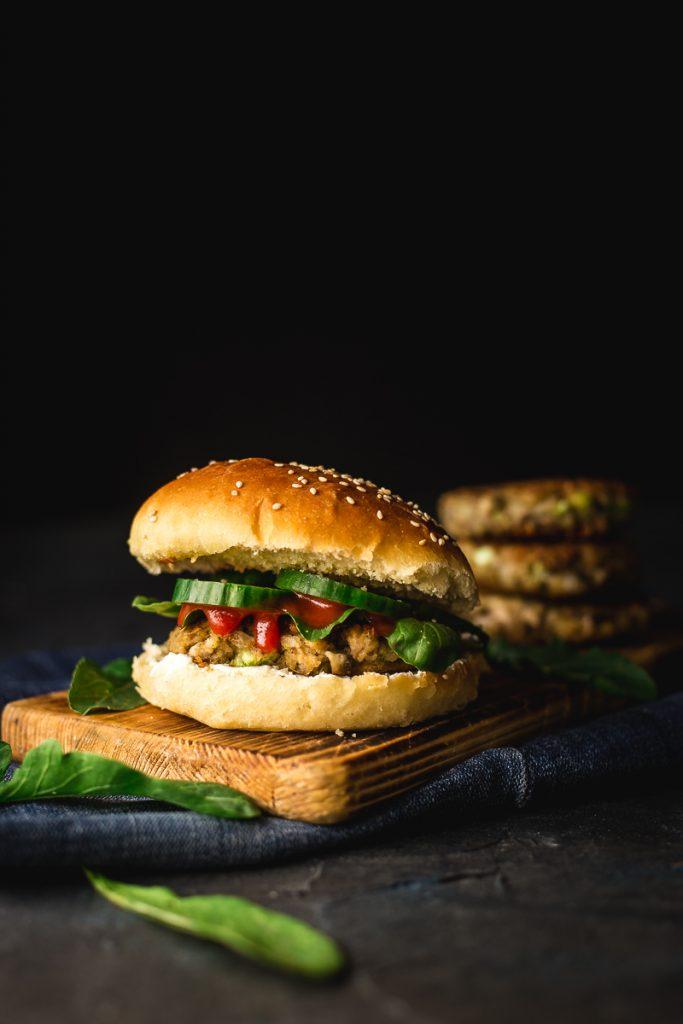 burgeri od gljiva