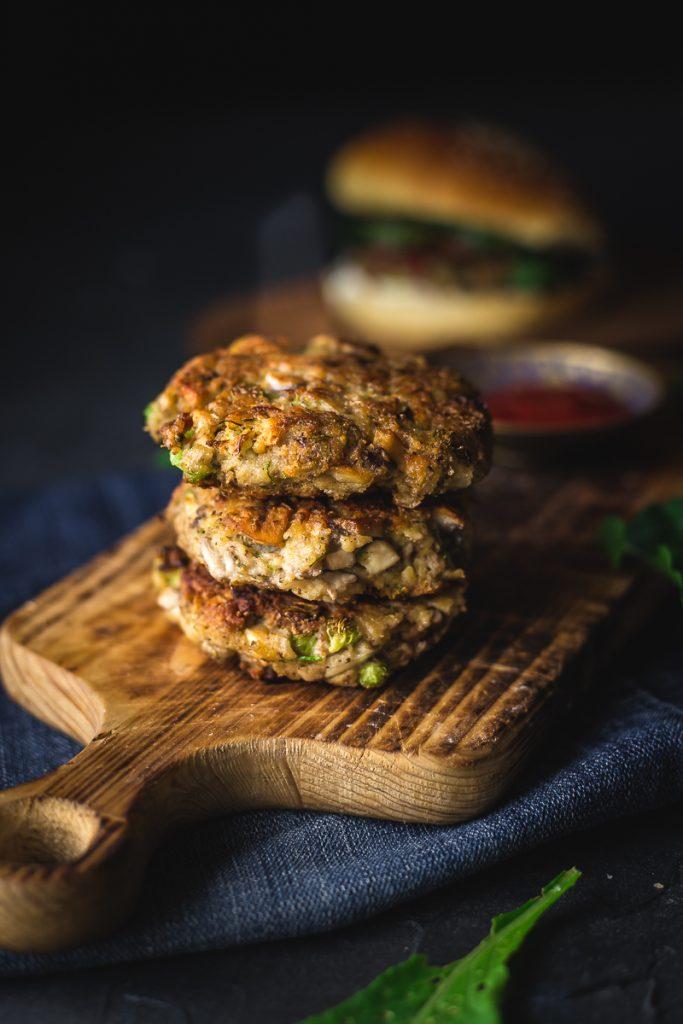 burgeri od gljiva podjednako dobri kao i od mesa