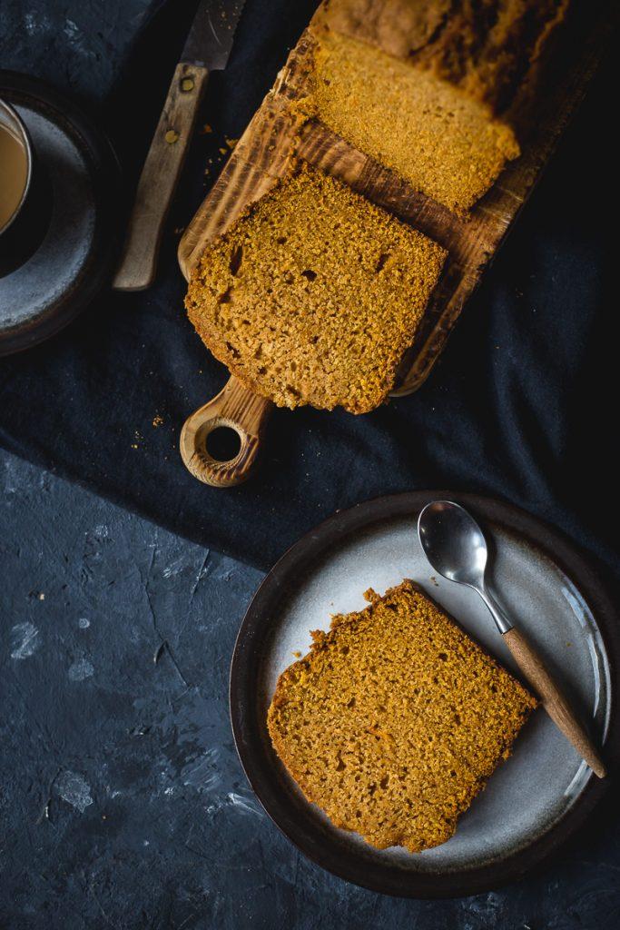 Slatki hleb sa bundevom