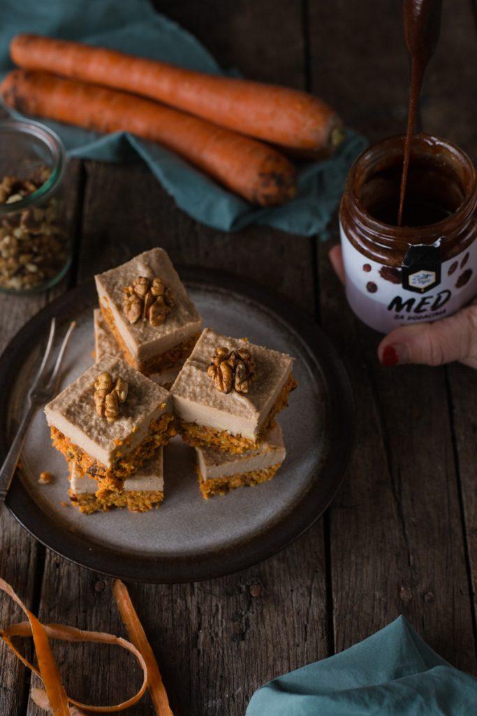 Zlato u tegli sirovi kolač