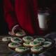 Vanil keksi za dekorisanje i isecanje oblika