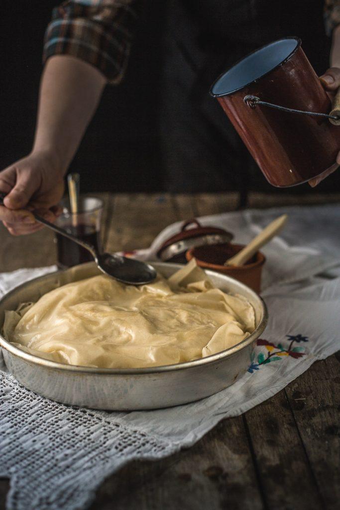 Završavanje savršenog bureka od sira