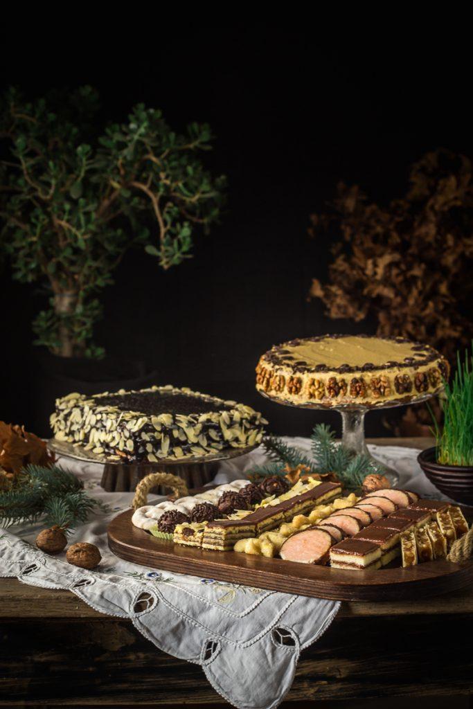 Božićni kolači iz Velikog narodnog kuvara