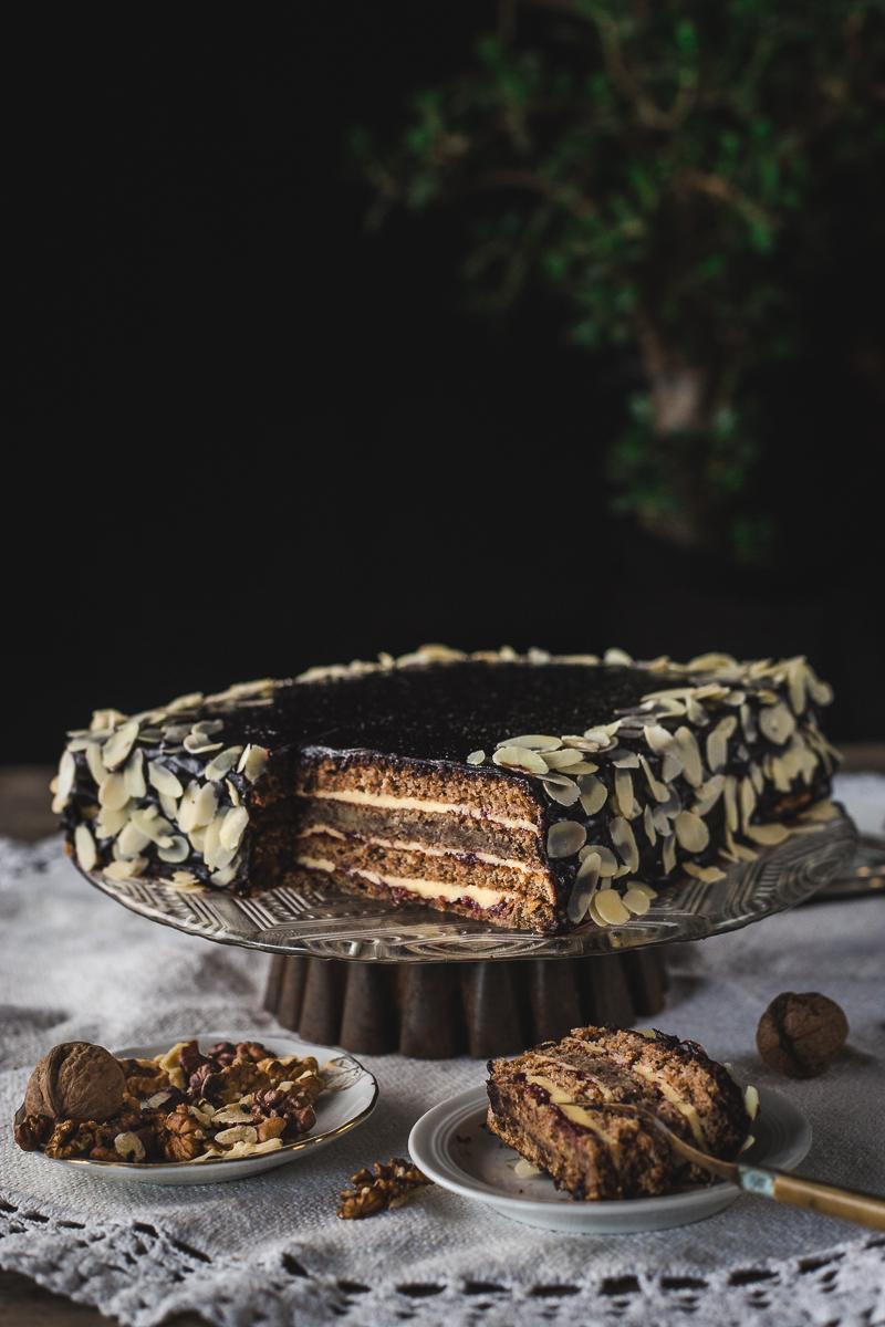 torta sa bademima subertova torta