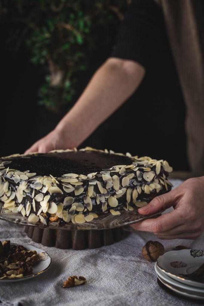 raskošna šubertova torta