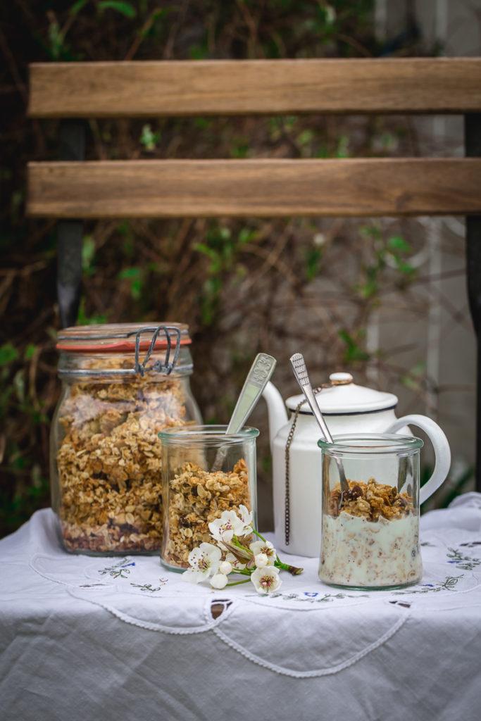 predivna domaća granola