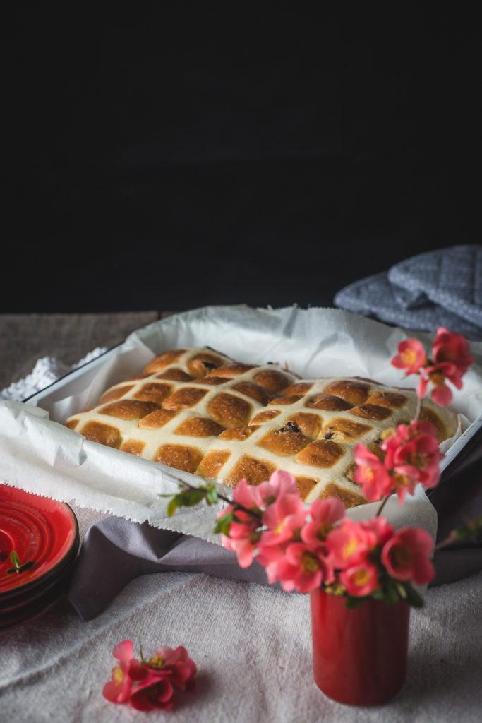Uskršnja aromatična peciva