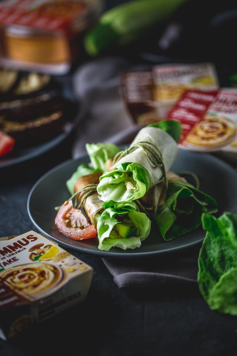 Zamotuljci sa humusom