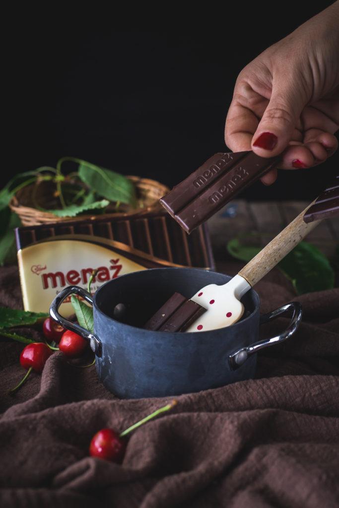 topljenje čokolade