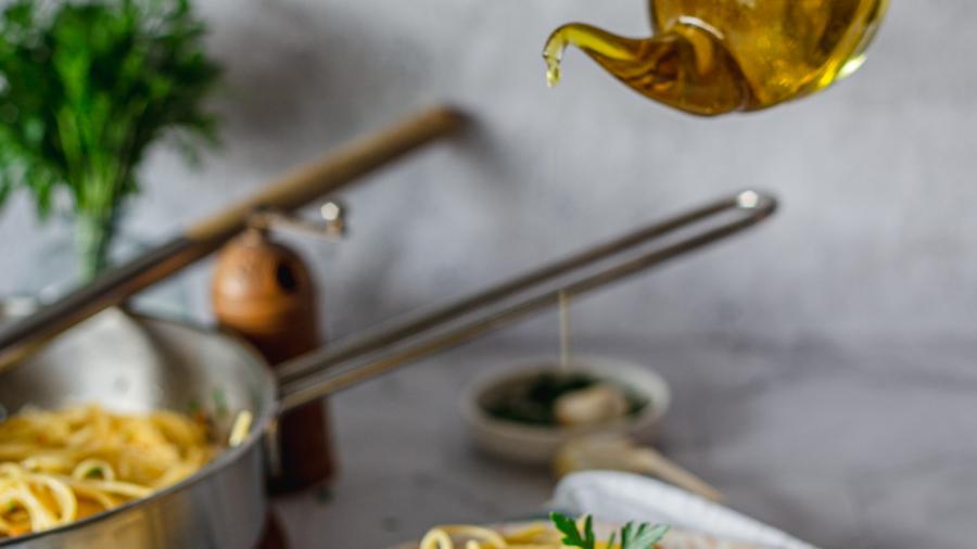 Špagete aglio e olio