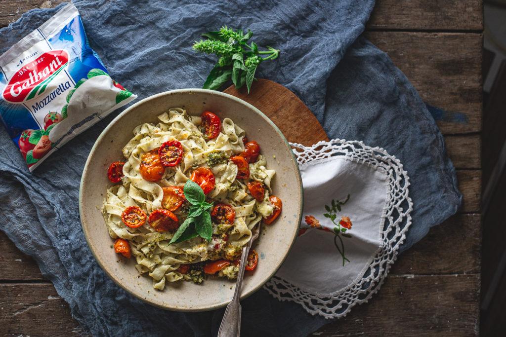 domaće taljatele sa paradajzom