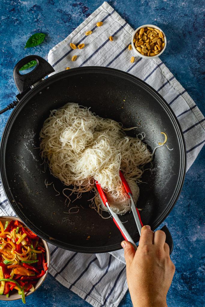 pirinčane nudle