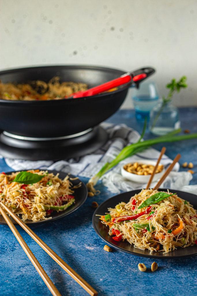 vegetarijanski pad thai