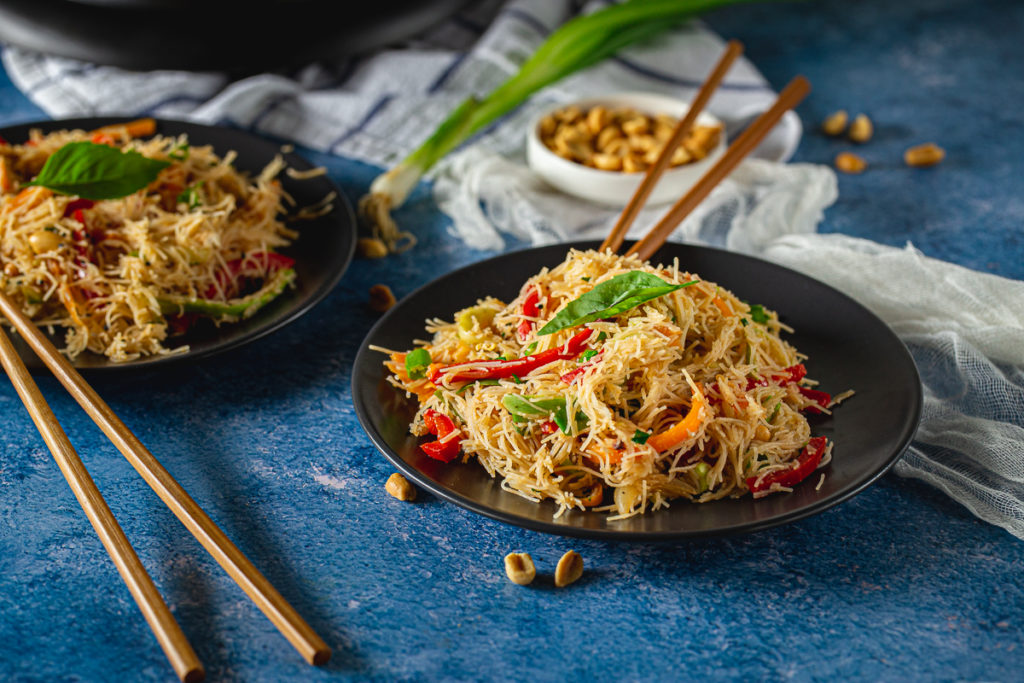 pad thai sa povrćem