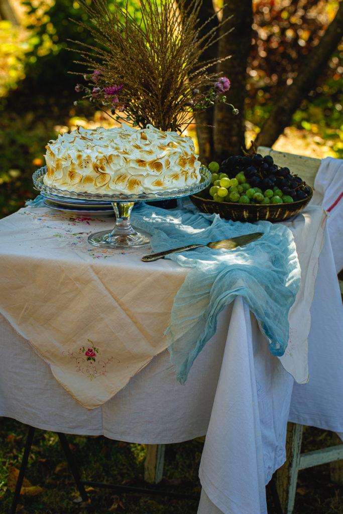 Torta svečana u voćnjaku