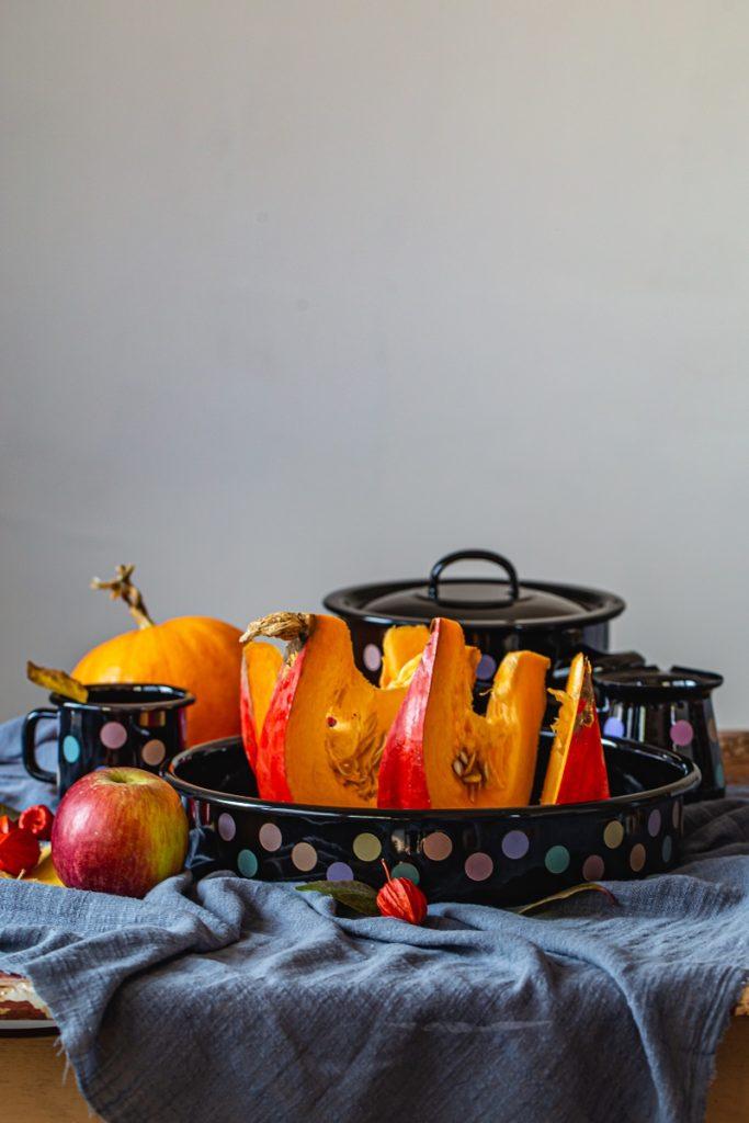 pečena bundeva