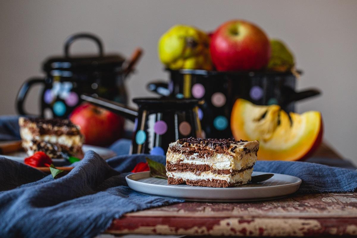 nepečeni kolač sa bundevom