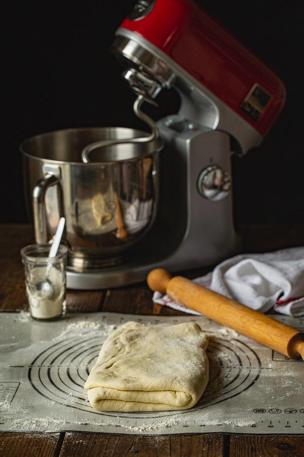 kenwood preklapanje za savijene zemičke