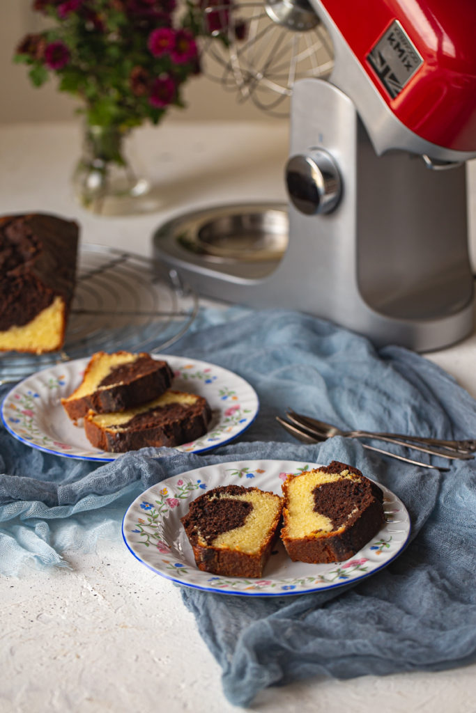 mramorni kolač i kenwood