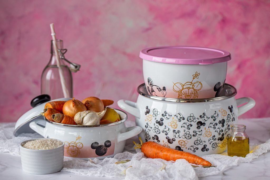 pink gold disney metalac avgolemono