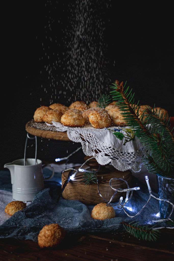kokkos puslice posute kokosom