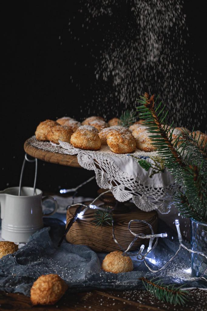 sneg pada na kokos puslice