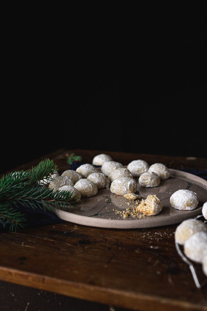Snežni kesići i Rena ceramics tanjir