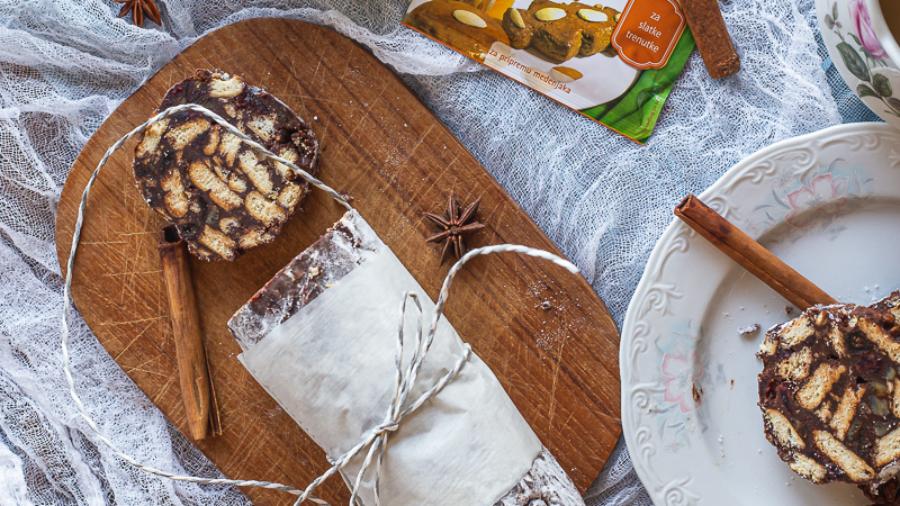 Čokoladna salama