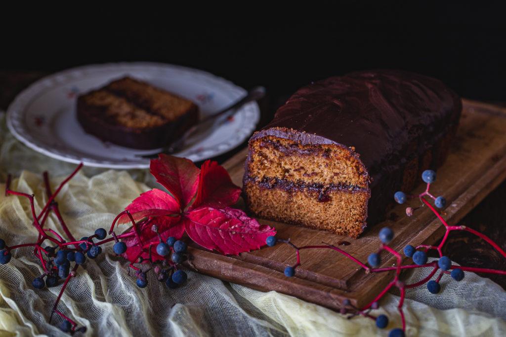 Kolač sa medom i čokoladom